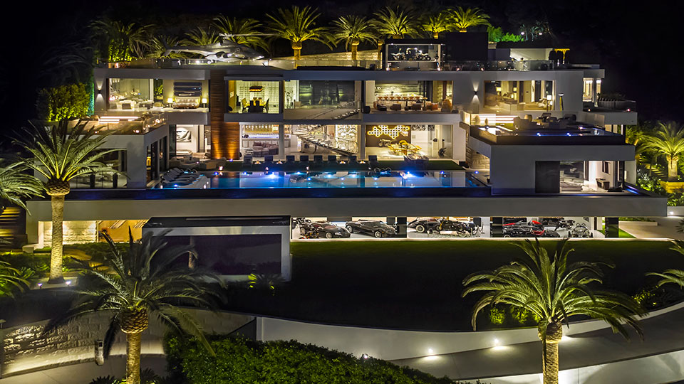 America's Most Expensive Property 924 Bel Air Road