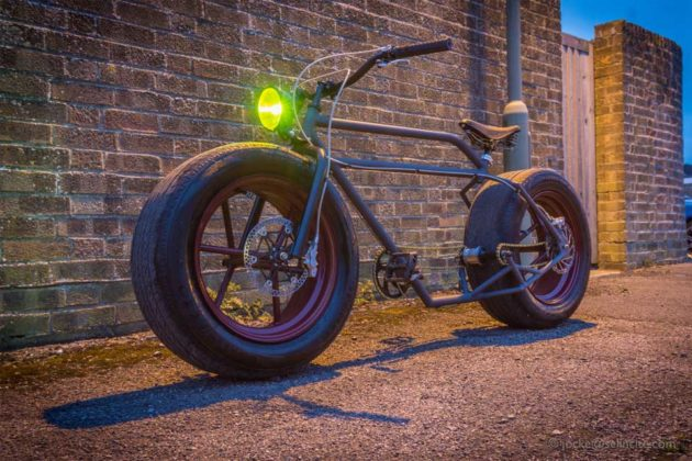 Car Wheel Bicycle How-to by Mr-Mash