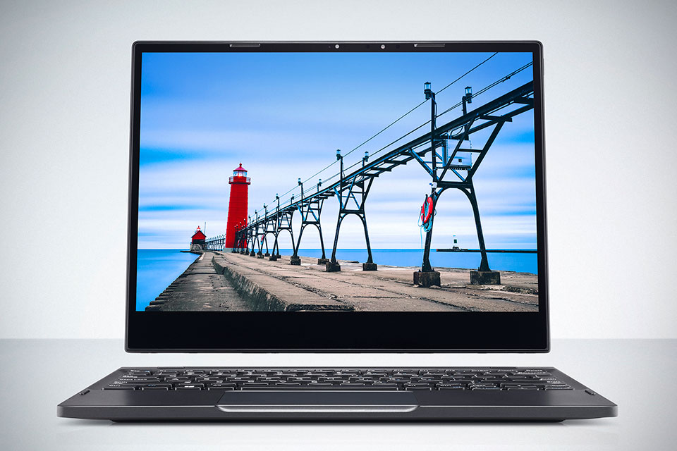 DELL 12-inch Latitude 7285 2-in-1 with Wireless Charging