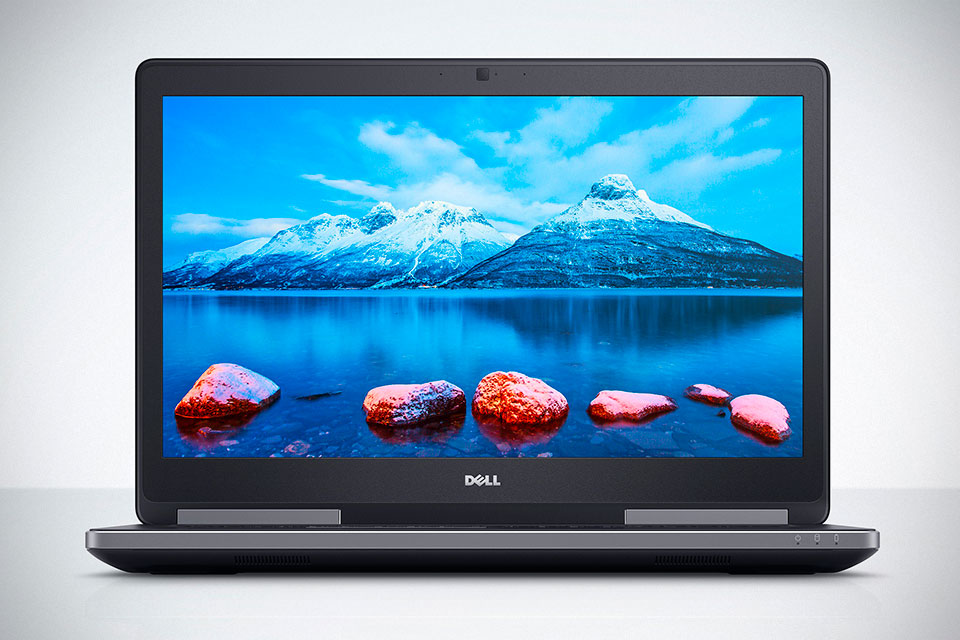 DELL 7720 VR-ready Mobile Workstation