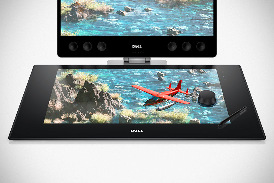 DELL Canvas 27-inch QHD Smart Workspace