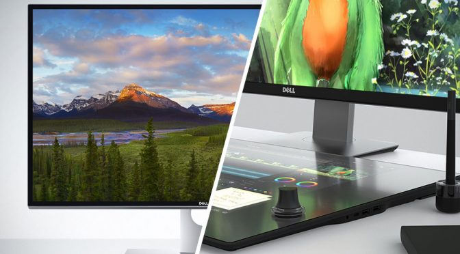DELL Unveiled 32-inch 8K Display, 27-inch QHD Smart Workspace And More