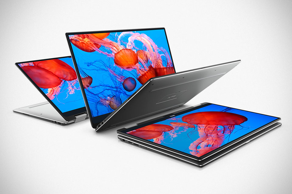 DELL XPS 13 2-in-1 Convertible Laptop