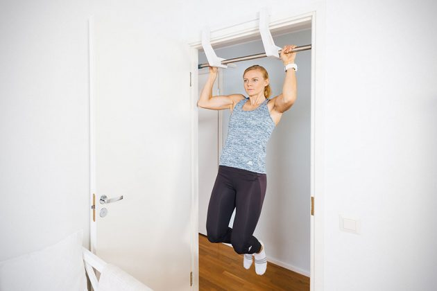 FitWood of Scandinavian Wood-based Fitness Equipment