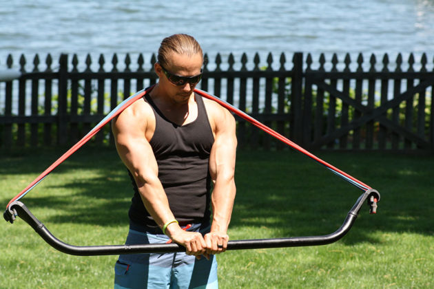 Gorilla Bow Resistance Training Fitness Gear