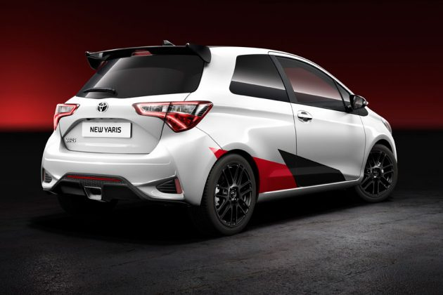 High Performance Derivative 2017 Toyota Yaris Hatch