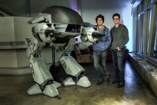 Robocop Remakes Ed209 Looks Like An Awesome Cosplayhalloween