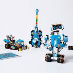 LEGO Boost Is Like The Mindstorms Kit For Pre-teen Kids