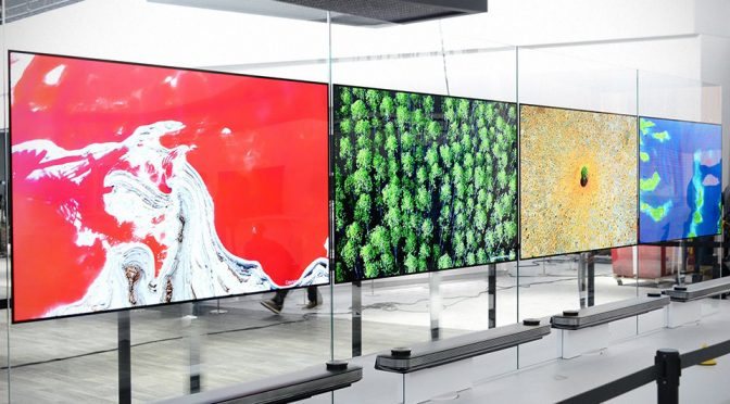77-inch LG Signature OLED TV W Goes On Sale In The U.S. For A Cool $20K