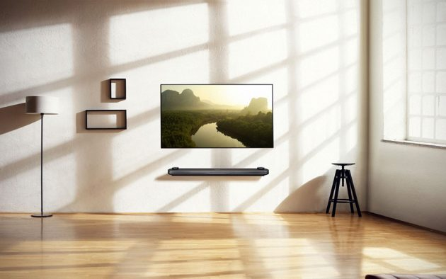 LG Signature OLED TV W Series Ultra HD TV