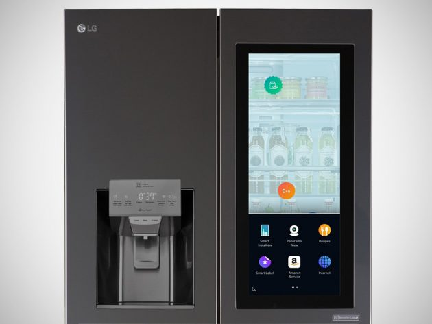 LG Smart InstaView Door-in-Door Refrigerator