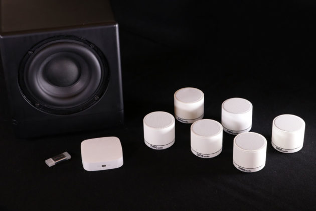ONEAudio ONEmicro Personal Surround System