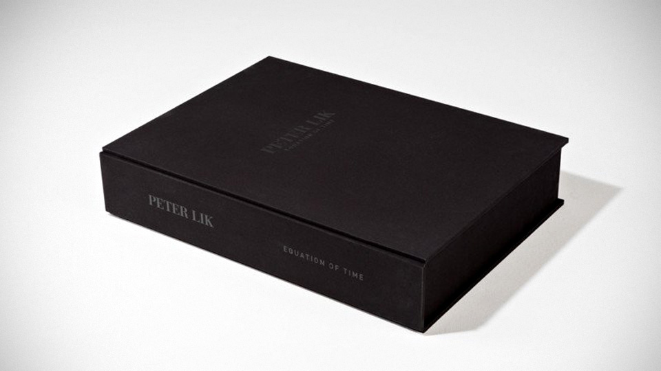 Peter Lik's Equation of Time - Open Edition