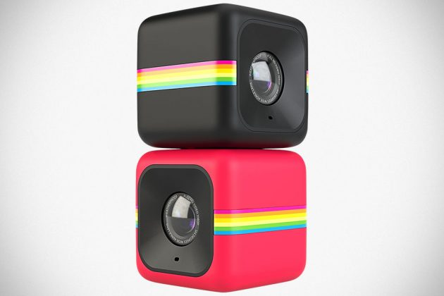 Polaroid Cube+ WiFi-enabled action cam