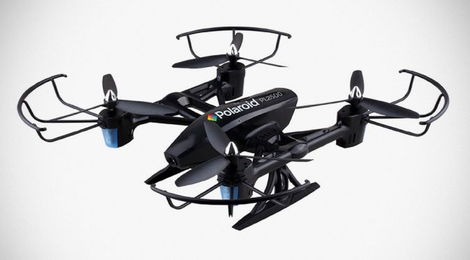 Polaroid Steps Up Its Game In The Camera Drone With 1080p Capability