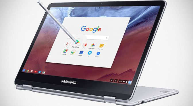 Samsung Chromebook Plus and Chromebook Pro