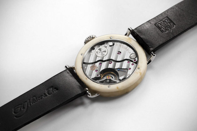 Swiss Mad Watch by H. Moser & Cie