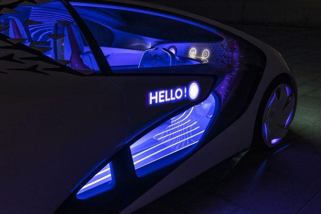 Toyota Concept-i Concept Car