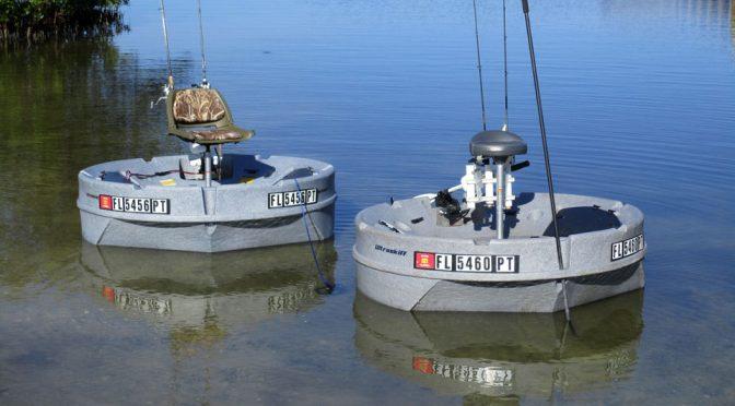 Ultraskiff 360 Multi-purpose Personal Watercraft