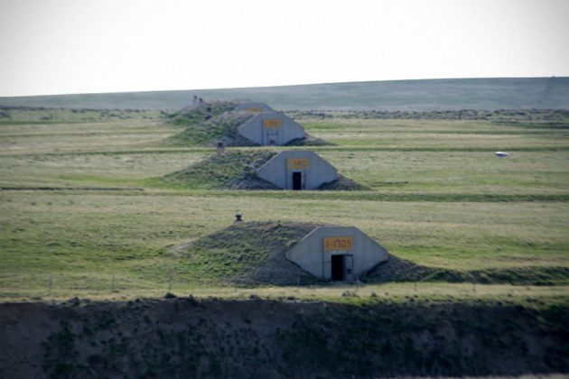 Vivo xPoint Private Survival Shelter