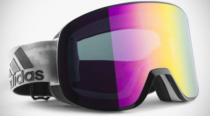 Adidas Outs New Anti-Fog, Quick-Shift Lenspod System Snowboard Goggle
