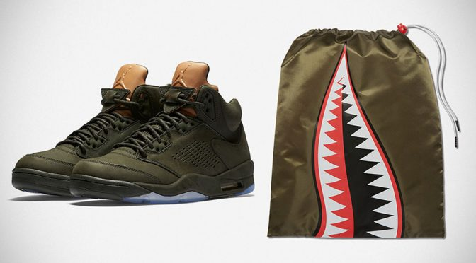 If Only The Shark Teeth With Colors Could Be On This Pair Of P-51 Jordan 5…