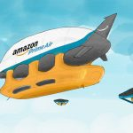 2014 Patent Reveals Amazon's Intention For Warehouse In The Sky