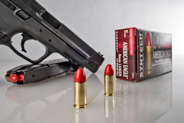 American Eagle Syntech Ammunition by Federal Premium