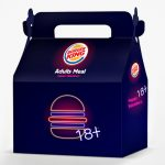 Burger King Valentine's Day Adults Meal Comes With, Well, An Adult Toy
