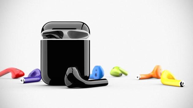 Colorware Custom Color Apple AirPods Wireless Headphones