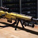 Adam Savage's Custom NERF Rifle Is Full Of Sci-Fi Awesomeness