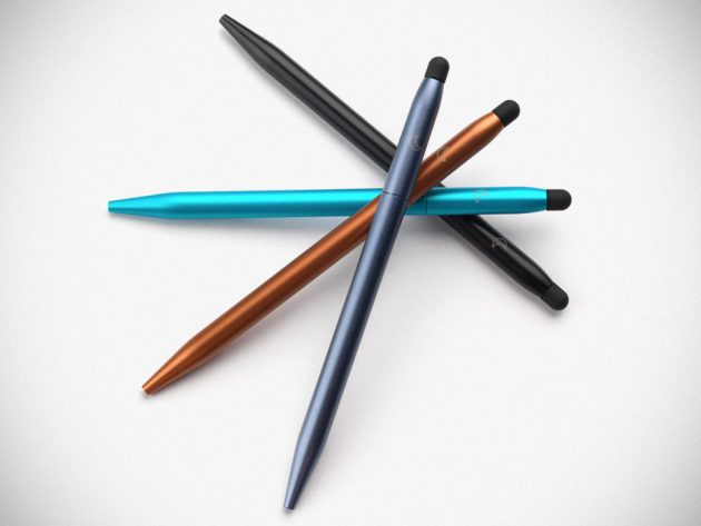 DUO Everyday Ballpoint Pen and Stylus by 529 Studio