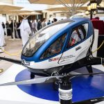 Ehang's Human-carrying Drone Is Set To Ply Dubai's Sky This Summer