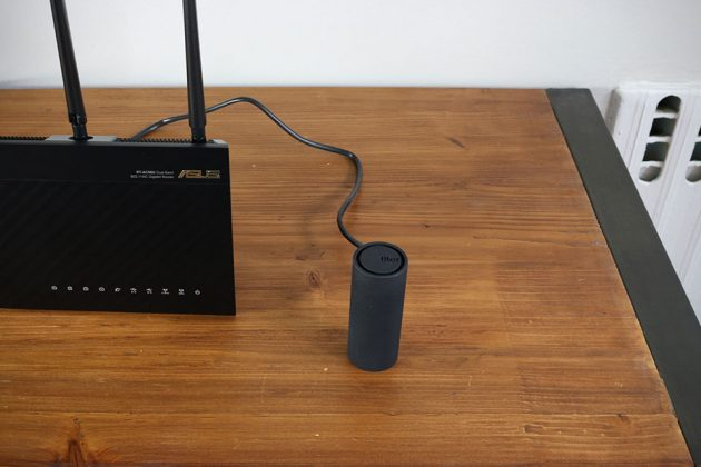 Flter Privacy and Security Wireless Router