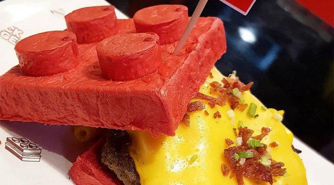 LEGO Brick Bun Burgers by Brick Burger