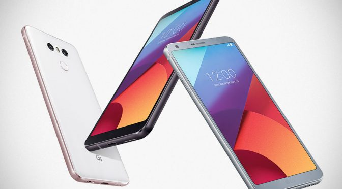 "LG G6 Unveiled, Touts ""Bold New Display Format"" And Researched Ergonomics"
