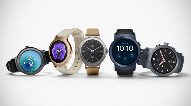 Android Wear 2.0 Launched, Along With Two New LG Smartwatches