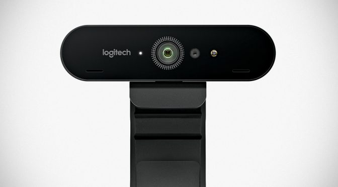 Logitech BRIO Ultra High-definition Webcam