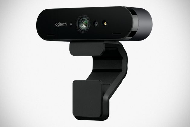 Logitech BRIO Ultra High-definition Webcam