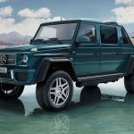 Meet The First Off-Roader From Mercedes-Maybach, G 650 Landaulet