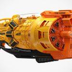 NERF's New Blasters Include An Anime-<em>ish</em>, Monstrous 30-Foam Dart Shooter
