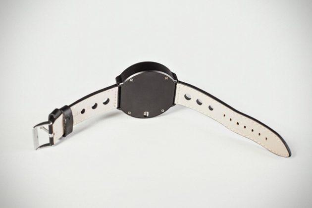 NIWA Nixie Tube Wrist Watch