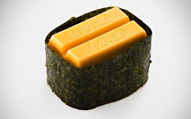 Nestle Japan Sushi Kit Kat