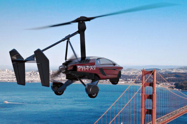 Image result for ये है दुनिया की पहली उड़ने वाली कार