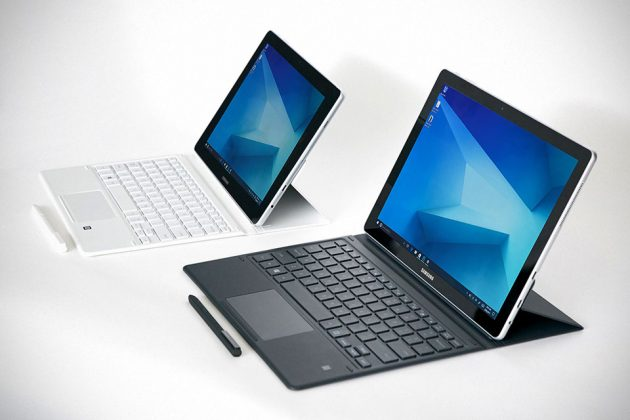 Samsung Galaxy Tab S3 and Galaxy Book Tablets