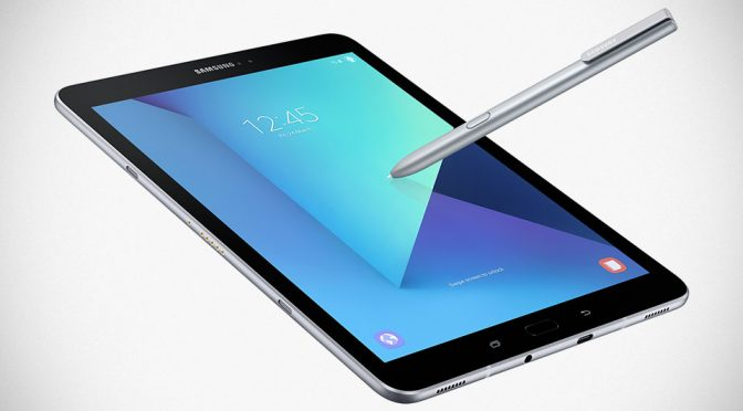 Samsung Announced Galaxy Tab S3 and Galaxy Book With HDR Support
