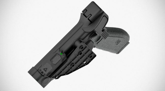 Taser's Axon Signal Rolls The Cameras When Firearm Is Drawn