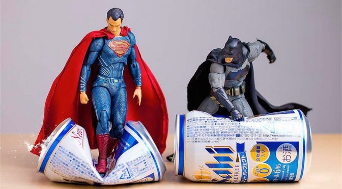 These Toy Figures Photos Are The Best Thing To Happen To Plastic Toys