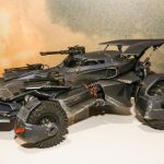 <em>Justice League</em> RC Batmobile Spews Real Exhaust, Offers FPV Driving