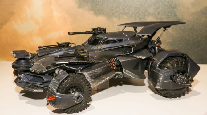 Mattel Justice League RC Batmobile